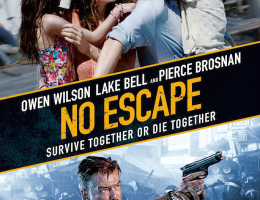 Talking No Escape With Director/Producer Duo, John Erik Dowdle and Drew Dowdle