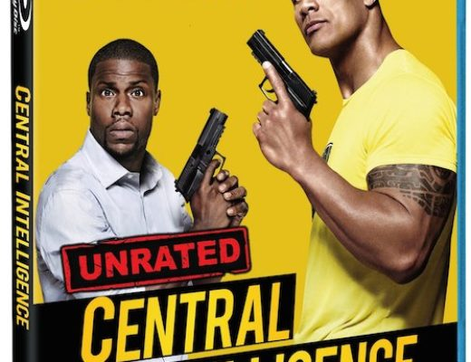 Blu-ray Review: Central Intelligence