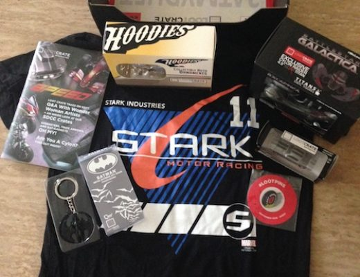 Surprise! Another Loot Crate Haul is Here!
