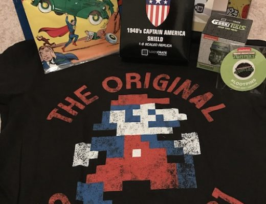 Loot Crate Celebrates Origins