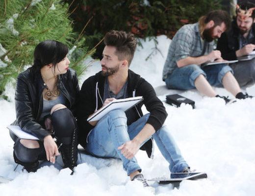 "TV Talk – Face Off: All Stars Episode 11.04 Recap & Review ""Snow Queens"""