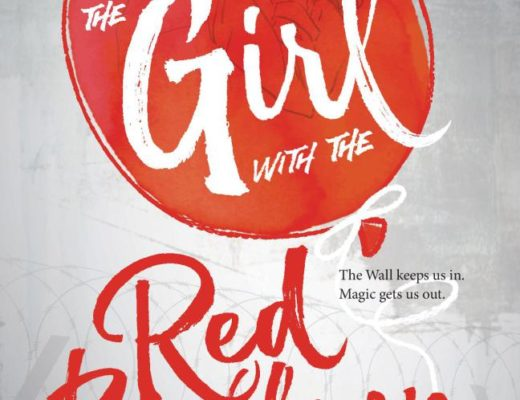 The Girl With the Red Balloon by Katherine Locke – Cover