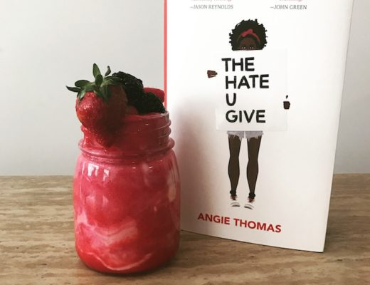YA Treats: THUG Smoothie