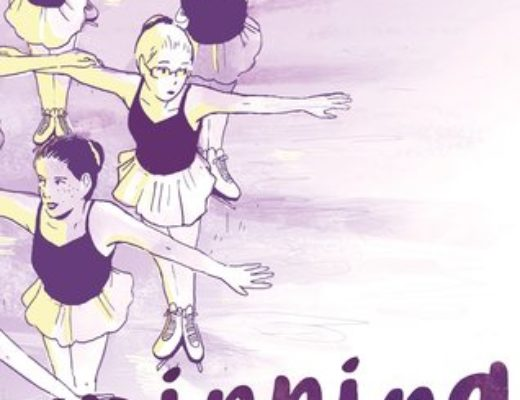 Graphic Novel Review: Spinning by Tillie Walden