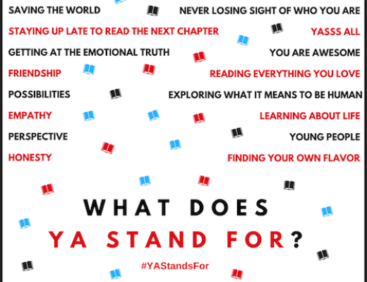 I Read YA Week is Here!
