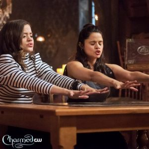 "TV Review: The CW Charmed Episode 1.02 ""Let This Mother Out"""