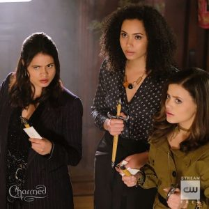 "TV Review: The CW Charmed Episode 1.04 ""Exorcise Your Demons"""