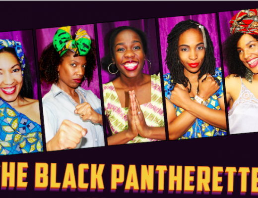 Talking Sketch Comedy with The Black Pantherettes