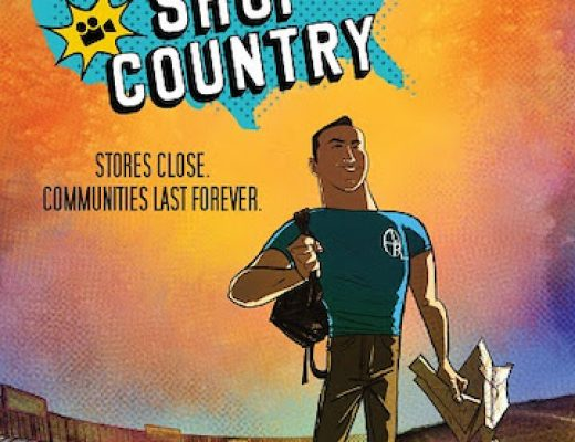 Streaming Now: My Comic Shop Country