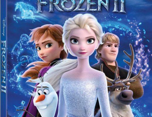 Disney's Latest Blu-ray & Digital Release: Frozen 2