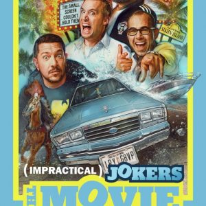 Impractical Jokers: The Movie Available on Digital Today!