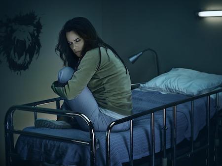 12 MONKEYS -- Emily Hampshire as Jennifer -- (Photo by: Gavin Bond/Syfy)