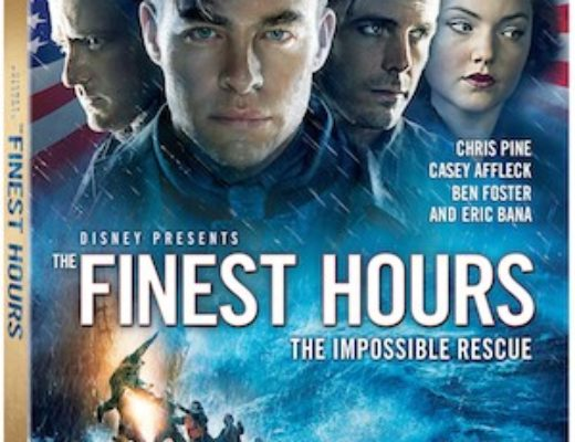 Blu-ray Review: The Finest Hours