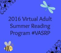 Virtual Adult Summer Reading Program Challenge #3