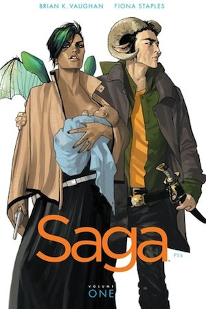 Image result for saga volumes 1 -4