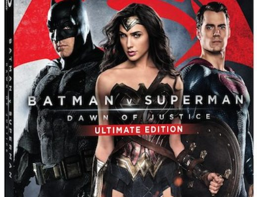 Blu-ray Review – Batman v Superman: Dawn of Justice Ultimate Edition
