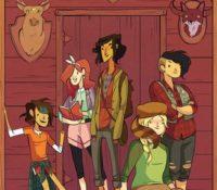Graphic Novel Review: Lumberjanes Volume 1