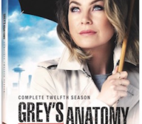 DVD Review: Grey's Anatomy The Complete Twelfth Season