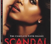 DVD Review: Scandal The Complete Fifth Season