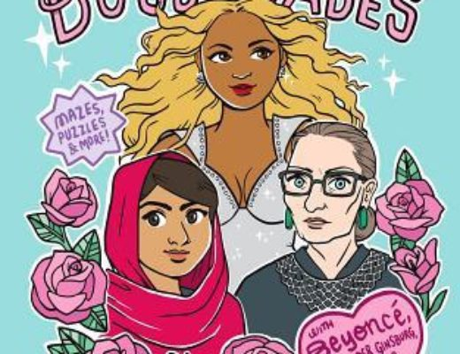 Boss Babes: Coloring & Activity Book for Grown-Ups